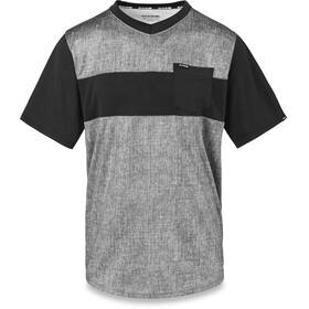 Dakine Vectra S/S Jersey Men Carbon/Black